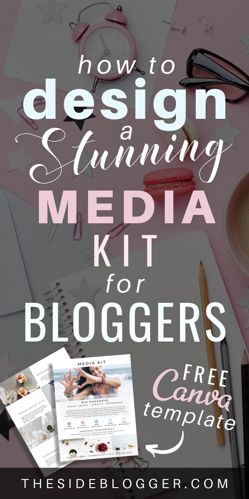 Why and how should bloggers design a media kit for their blog?