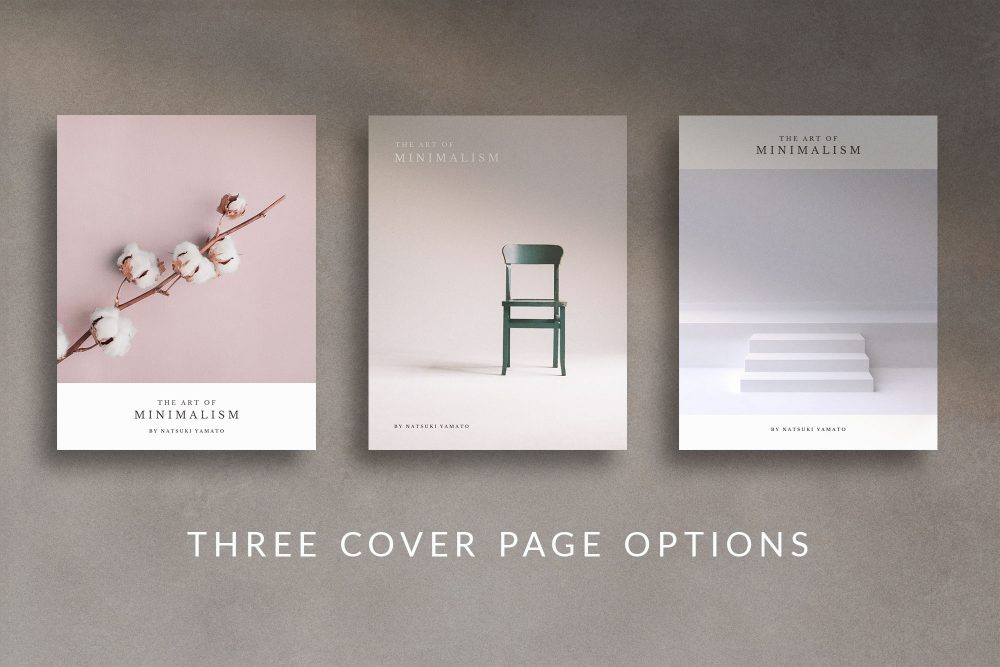eBook Canva Template - 24 Pages | Washi